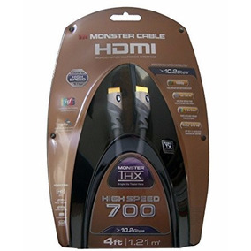 Cabo Hdmi Monster Cable Mc Thx 700 - 1.2m - 4k
