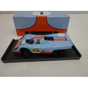 Porsche 917k 1000km Buenos Aires 1971 Gulf 1/43 Brumm