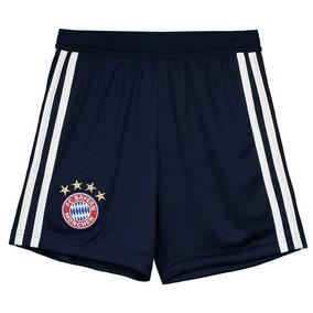Calção adidas Bayern Home 2019 Juvenil 878a64b69ee69