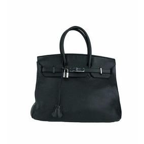 Bolsa Hermès Birkin Preta 35