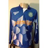 Camisa Retrô Goleiro Palmeiras Parmalat