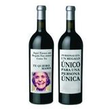 20 Etiqueta De Vino Auto-adhesiva Personalizada