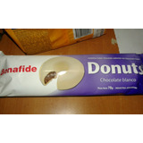 Bonafide Donuts Blancos Golosinera Naranjaylimon Floresta