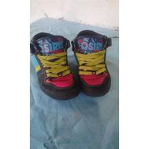 Zapatos Osiris Originales Usados
