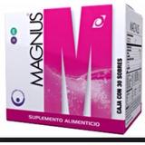 Magnus Omnilife.energizante/afíliate 30 Sobres