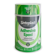 Adhesivo Epoxi Sinteplast X 5 Kg Bicomponente