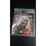 Juego Ps3 Dante Inferno - Divine Edition Fisico Impecable