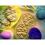 Cortador De Biscoitos Personalizado - Ovo De Pascoa Médio