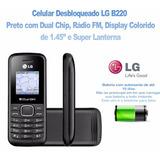 Celular 2chip Lg A275 Original B220 Desbloqueado