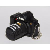 Memorias Usb Figuras 16gb Camara Sony Canon Nikon