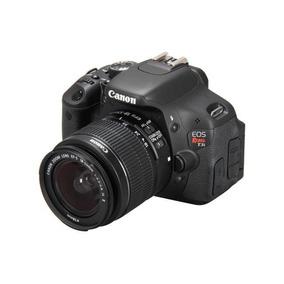 Canon Eos Rebel 3ti Kit. Zoom 18/55. Dos Baterías. Cargador.