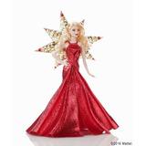 Hermosa Barbie Holiday 2017 Edicion Especial Envio Gratis