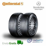 2 Cubiertas Continental 225/45 R17 94w Sport Contact 5