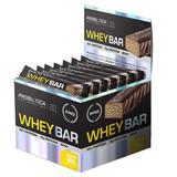 Whey Bar (caixa 24 Barras) - Probiótica - Amendoim
