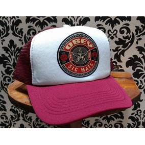 Gorra Trucker Camionera Custom Obey - Ajustable