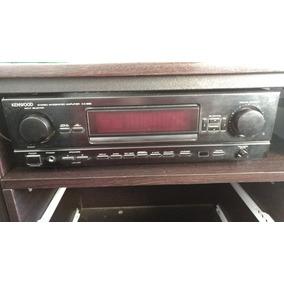 Amplificador Kenwood Ka-892 Con Bocinas De Torre