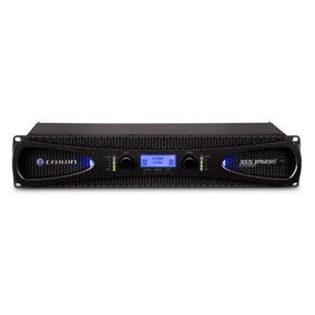 Amplificador Xls-2502 Crown Potência 2400w Dsp 127v Original
