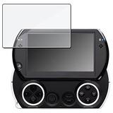Commonbyte Clear Lcd Protector De Pantalla Para Sony Psp Go