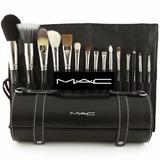 Set De Brochas Y Pinceles De Maquillajes Mac 16 Piezas