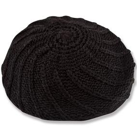 Boina Feminina Francesa / Touca Tricô Lã Qualidade