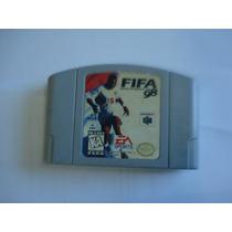 Fita De Nintendo 64 Fifa 98