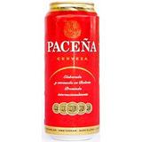 Cerveza Paceña En Lata 473 Cc 24 Unidades