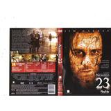 Dvd Número 23, Jim Carrey, Suspense, Original