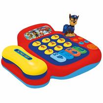 Patrulla Canina Piano Telefono Musical Paw Patrol Original