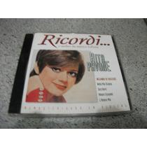 Cd - Rita Pavone Ricordi O Melhor Da Musica Italiana