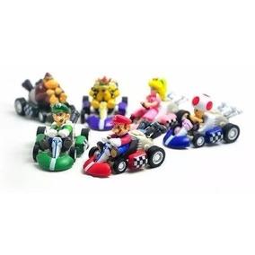 Bonecos Mario Kart