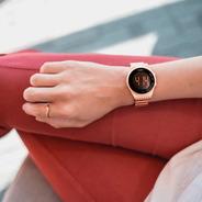 Relógio Feminino Rose Digital Euro Fashion Fit Slim Eubjt016ab/4j Sabrina Sato Original