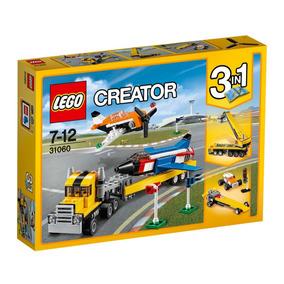 Lego Creator Airshow Aces 3 Em 1 31060