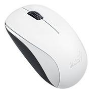 Mouse Inalámbrico Genius Nx-7000 Blanco Oficina Usb 1200dpi