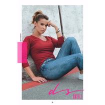 Legging Du Sell Cigarrete Fit Jeans