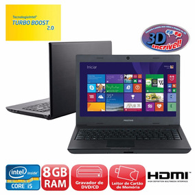 Notebook I5 4gb Ram Hd 500gb Master N250i Oferta