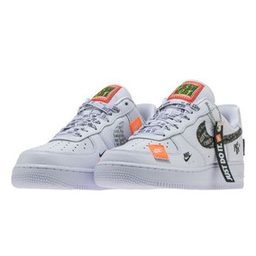 Tenis Zapatillas Nike Air Force 1 Just Do It Blanco Mujer ·   169.900 a5a9cb1aa9b