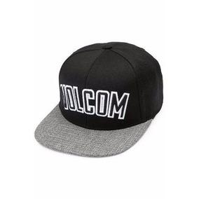 d18a6860ccf01 Gorra Volcom Negra Gorros Con Visera Hombre - Accesorios de Moda en ...