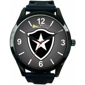 Relógio Pulso Botafogo Rj Barato Masculino Promoção Novo