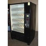 7 Máquinas Expendedoras De Bebidas Refrescos Sodas Vending