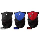 3 Antifaz Pasamontañas Mascara De Neopreno Para Motociclista
