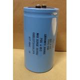 Condensador Electrolítico 120000 Micros 200 V Americano