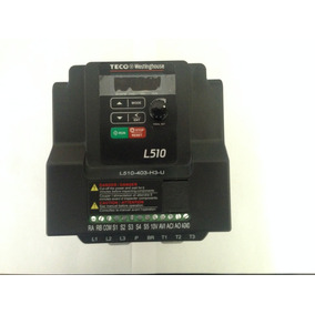 Variador Teco Westinhouse L510 3hp 440v