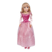 Princesa Aurora Gigantes Disney Store 80cm Muñeca Juguete