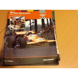 Revista Leyenda Fórmula Uno Mclaren
