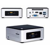 Procesador Intel Nuc Celeron N 3455 Mem Ddr3l 4gb Ssd 120 Gb