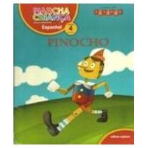 Livro Marcha Criança De Leitura Pinocho Espanhol Scipione