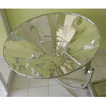 Estufa Solar Parabolica Ahorradora De Gas. Cocina = Normal