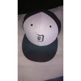 Gorra Beisbol Dondgers Authentic Blanca Negra Original Nueva