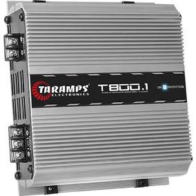 Taramps Hd 800 Amplificador Digital 995w Rms + Brinde