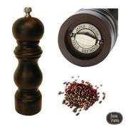 Molinillo Para Pimienta Mecanismo De Acero Inox, Alto: 18cm